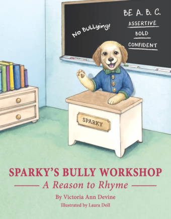 Sparky's Bully Workshop - Front Cover
